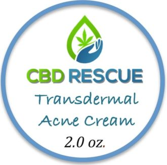 CBD Acne Cream for Skin Care