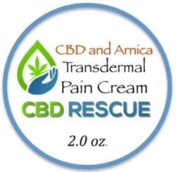 CBD Cream for Pain and Inflammation