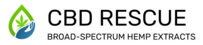 CBD Rescue Logo
